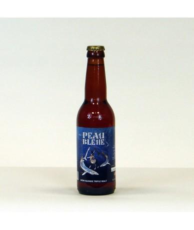 Bière - La Peau Bleue - 33 cl